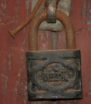 padlock by Augapfel, Flickr