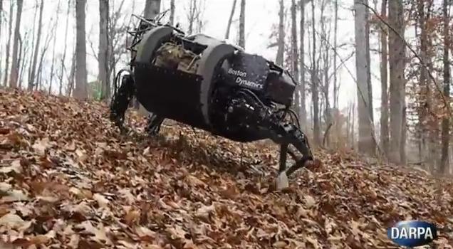 LS3 robot