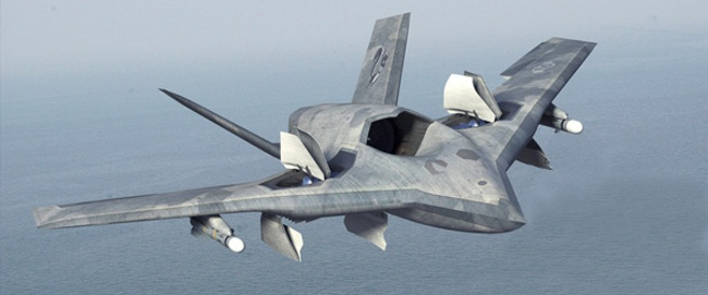 Lockheed Skunk Works UAV