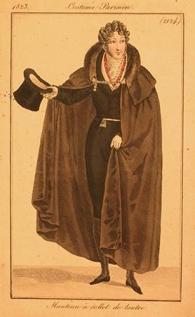 Cloak, credit: wikimedia.org