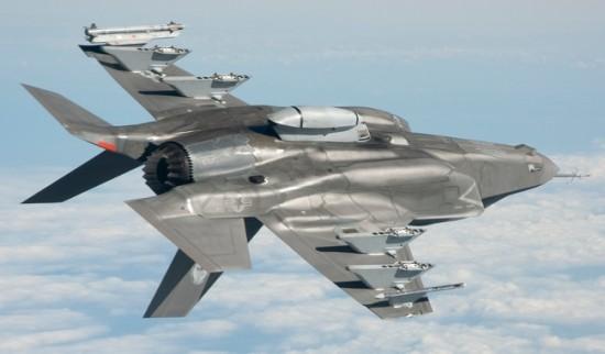 F-35B, credit: Lockheed Martin