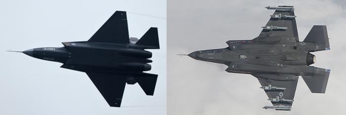 FC-31 F-35