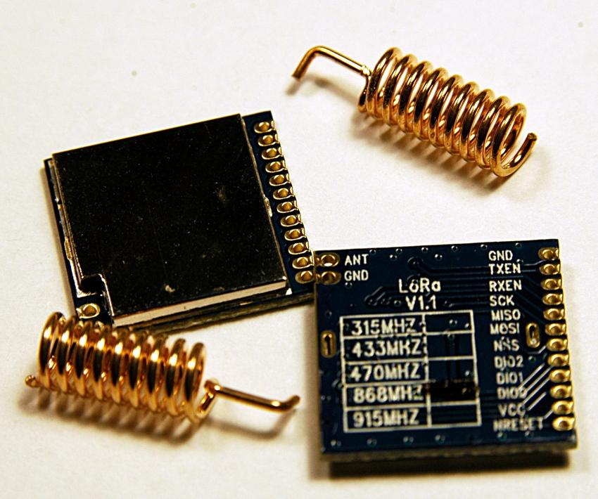 NiceRF LoRa modules